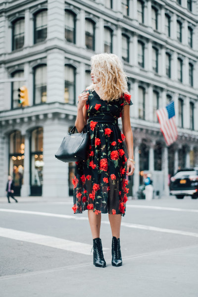 Shop the latest @thestyleboro in , FOREVER 21+ Floral Embroidered Maxi Dress