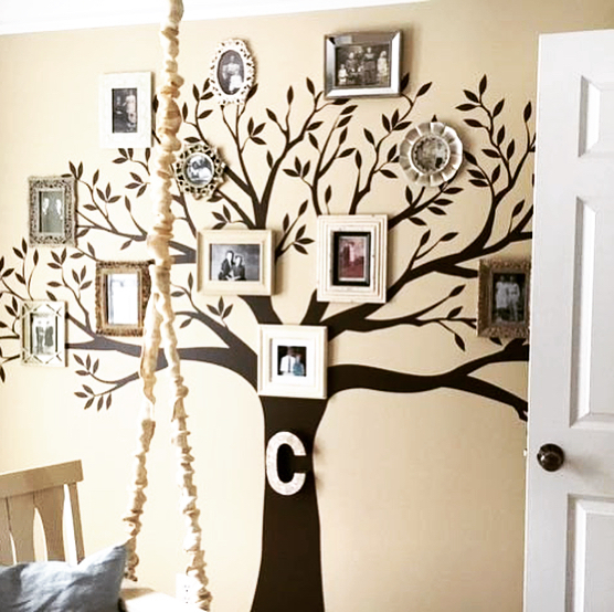 Delightful Simple Shapes :: Wall Decals, Wall Stickers And Wallpaper