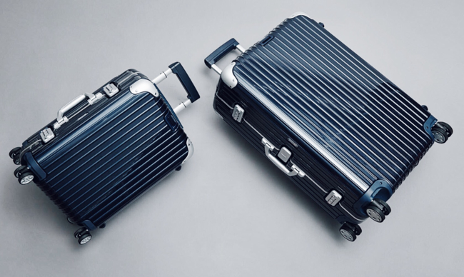Shop the latest @a.bridgefarmer in Rimowa, Rimowa Salsa 22 Inch Deluxe Cabin Multiwheel Carry-On -