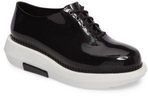 Women's Grunge Vitorino Water Resistant Oxford by Melissa