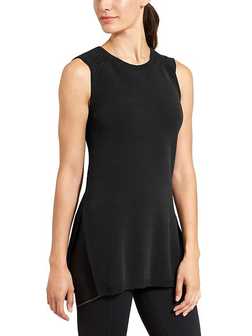 Womens Long And Lean Sweater Vest by Athleta