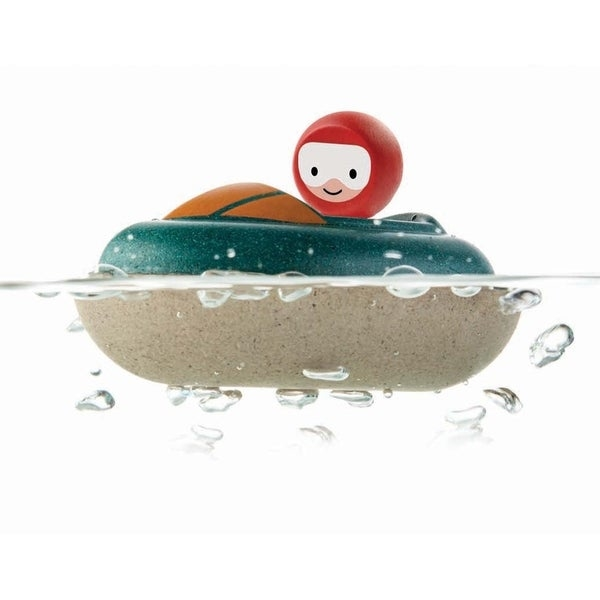 Speed Boat Water Toy by Plan Toys