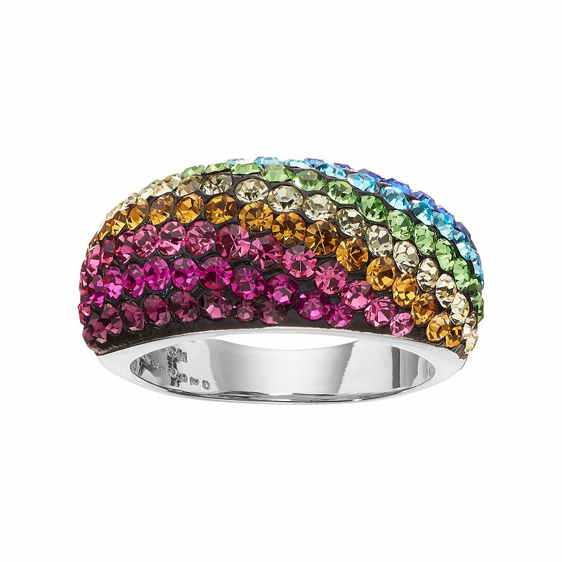 Crystal Ring, Women's by Confetti