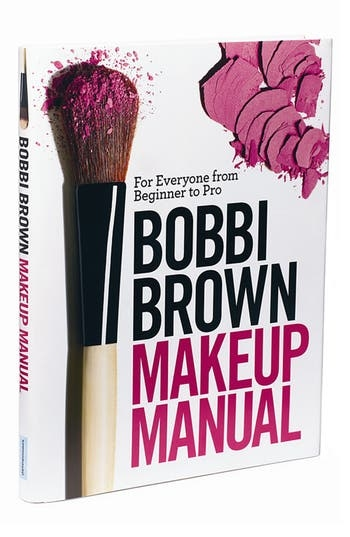 What it is: A book that distills Bobbi Brown's 25-plus years of makeup artist experience into one volume. Why it's different: It includes over 200 full-color photos and step-by-step instructions as well as a Ten Step Guide to Perfect Makeup that teaches you how to apply your makeup in 10 minutes or less. Packed with all the tricks of the trade, this book also offers a unique guide for aspiring makeup artists, including how to break into the business, put together a portfolio, book work and work with photographers, magazine editors, fashion designers and celebrities. Style Name: Bobbi Brown Makeup Manual. Style Number: 252322. Available in stores.