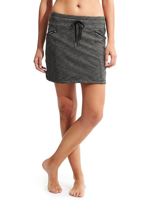 Just when you thought there were plenty of Metro styles to go around, we designed this skort to fit in with all your active adventures.