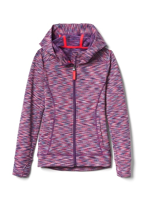 This hoodie is cozy, cute and perfect for layering life with fun.
