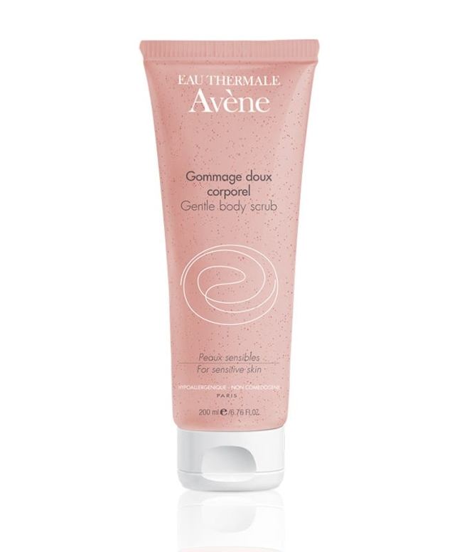 Soothing, non-abrasive body scrub for mild skin exfoliation to reveal clearer, softer and smoother skin.