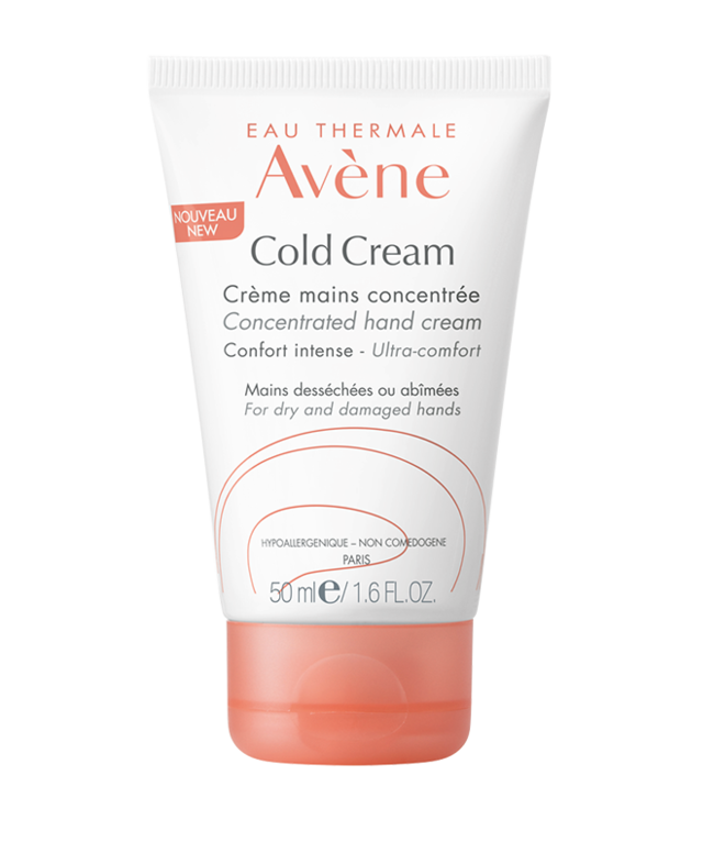 Rich, fast-absorbing hand cream nourishes, protects and helps repair dry, chapped hands.
