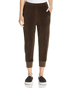 These soft and slouchy joggers from Vince are designed in velour for a retro look that's so right now.