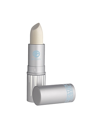 This cool new lipstick is the hottest new trend for lips. Think of it as an illuminator for your lips. Just as with skin illuminators on cheekbones, it illuminates and emphasizes the lip contour, adding a crystalline beauty and radiance to your entire look. The cool, sheer white of Ice Queen is flecked with a delicate silver and golden shimmer that catches the light like sunshine on snowflakes. This snowy white effect brings an ethereal beauty to your look and yet is still transparent enough to
