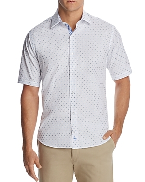 TailorByrd Locust Regular Fit Button-Down Shirt (Clearance)