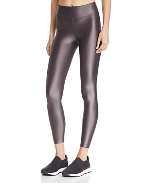 Lap the sartorial competition in Koral's high-shine leggings, a liquid-fit pair that's fast, fierce and ready for anything.