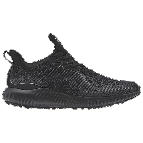 With a new and improved upper, the adiads Alphabounce EM is back and more comfortable than ever before. Fused mesh upper for a breathable, supportive fit that moves with you. BOUNCE midsole for plush, responsive cushioning that returns energy with every step. adiWEAR rubber outsole for durable traction on any surface.