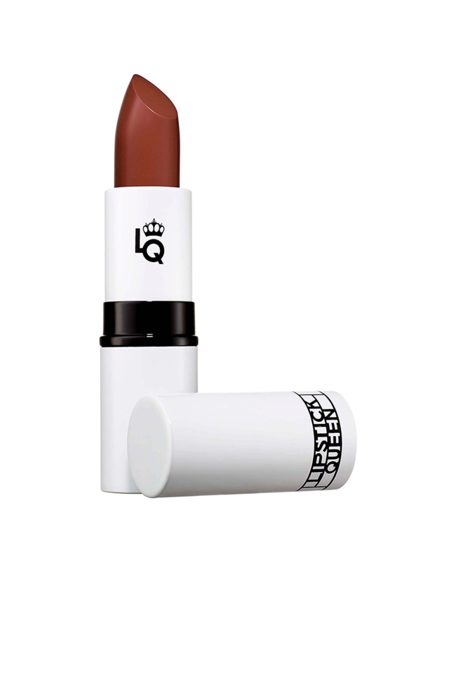 Make your move to Lipstick Queen's Lipstick Chess. This must-have bold lipstick is power-packed with antioxidant Vitamin E and moisturizing Jojoba Oil, delivering a supple pout with a beautiful, suede-like finish.. Pawn - deep nude. Vitamin E hydrates and conditions lips. Paraben and sulfate free. 0.12 oz. LIPR-WU86. FGS100219. From a nude gloss to a bold red lip, Lipstick Queen lives by the belief that with the right lip, anything is possible. Pushing the boundaries of conventional beauty with luxe yet comfortable formulas and textures in a vast variety of shades and finishes, Lipstick Queen transforms your beauty routine into a magical adventure of self-discovery.