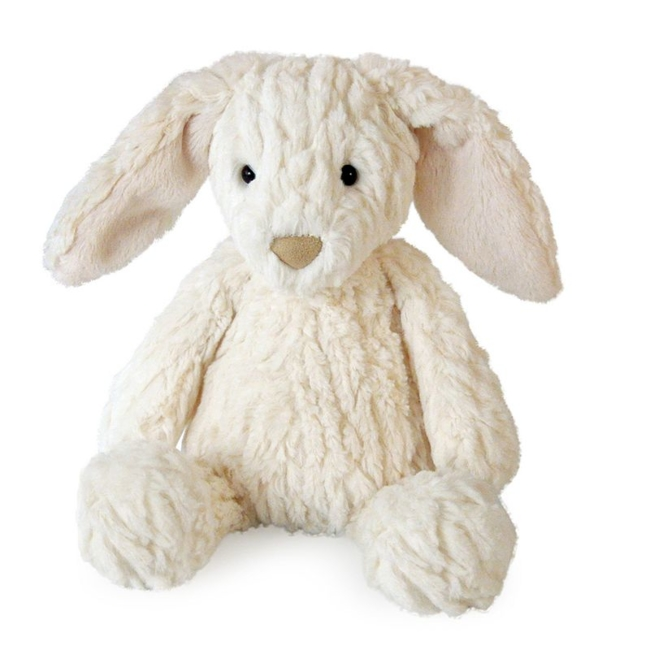 Your little one will love cuddling with Lulu, the soft Adorables Animal plush toy by Manhattan Toy. Gift Givers: This item ships in its original packaging. If intended as a gift, the packaging may reveal the contents. Supersoft pulled fleece fabric Weighted bottom, paws & feet 7.5H x 4.5W x 6.5D Age: newborn & up Imported Model No. 154240 Size: One Size. Color: Multicolor. Gender: Unisex. Age Group: Toddler.