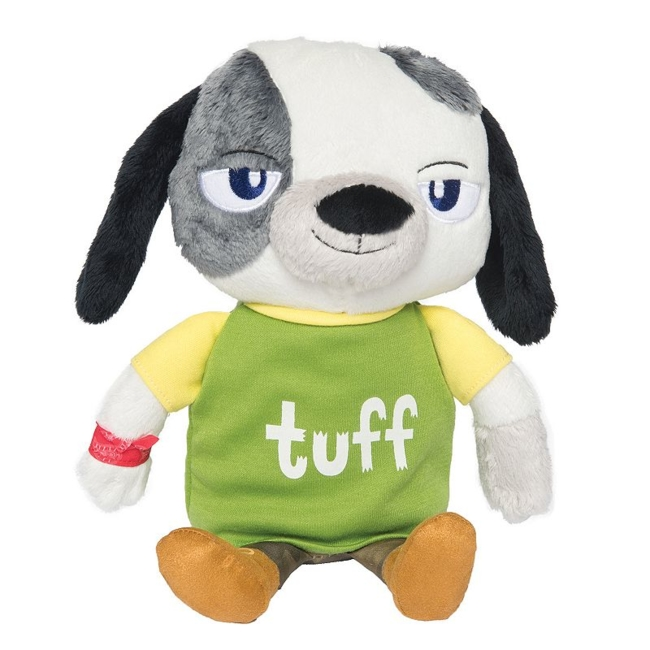 Your little one will love playing with Roscoe from the adventurous Ally Cat Club by Manhattan Toy. Gift Givers: This item ships in its original packaging. If intended as a gift, the packaging may reveal the contents. Ultra-soft plush fabric Embroidered facial features 14H x 5.5W x 4D Age: 3 years & up Imported Model No. 154100 Size: One Size. Color: Multicolor. Gender: Unisex. Age Group: Kids.