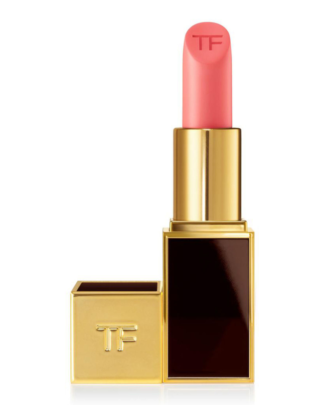 TOM FORD Lip Color Lipstick Lipstick Details Creamy. Saturated. Long-wearing. Tom Ford's personal palette of luxurious lip colors for the many dimensions and shades of the Tom Ford Woman. From bare nude to fire red to deep brown, each shade represents ford's modern ideal of anessential makeup shade. Rare and exotic ingredients including soja seed extract, brazilian murumuru butter, and chamomilla flower oil create an ultra-creamy texture with an incredibly smooth application. Specially treate.