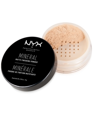 A mineral finishing powder that sets your favorite look with a flawless finish; skin appears fresh and radiant throughout the day. Just a hint of color provides enough coverage to be worn over makeup or on bare moisturized skin.
