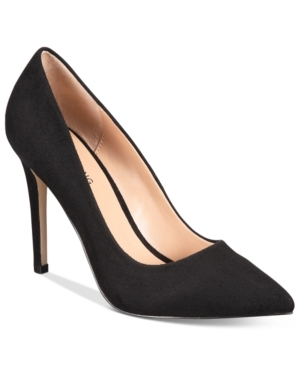 From the career track to a night on the town, these Agrirewiel pumps from Call It Spring bring your style to a point in a chic yet classic design.