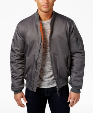 Your style takes flight with the sleek look and lightweight comfort of this awesome jacket from Ring of Fire.