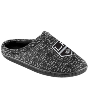 You and your feet both cheer when you're wearing the Knit Cup Sole slipper by Forever Collectibles. The slip-on design features your team's colors and an over-sized logo for extra team spirit when you're watching the game at home.