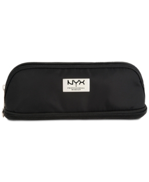 Signature Nyx Professional Makeup logo bags are perfect for carrying beauty essentials anywhere you go.