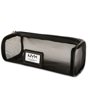 Nyx Professional Makeup Mesh Zipper Makeup Bag Beauty Beauty Brands - See All Brands - Shop All Fragrance Brands