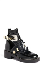 Balenciaga, Women's Cutout Buckle Boot