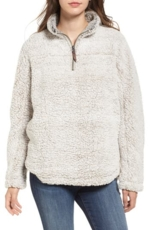 Thread & Supply, Women's Wubby Fleece Pullover