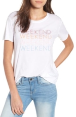 BP., Women's Bp. Weekend Graphic Tee