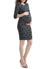 Kimi and Kai, Women's Kimi And Kai Pia Dot Maternity Dress