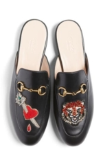Gucci, Women's Princetown Mule Loafer