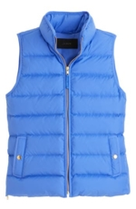 J. CREW, Women's J.crew Anthem Down & Feather Fill Puffer Vest