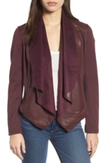 KUT from the Kloth, Women's Kut From The Kloth Drape Ponte Jacket