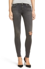 AG, Women's Ag The Legging Ripped Super Skinny Jeans