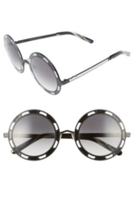Pared, Women's Sonny & Cher 50Mm Round Sunglasses -