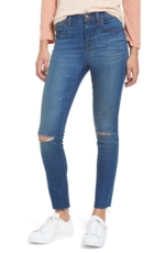Madewell, Women's Madewell 10-Inch High Rise Skinny Jeans