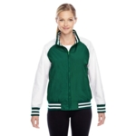 None, Championship Womens Sport Forest Jacket