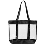Leisureland, Clear Bag, Clear Tote, Clear Purse, Beach Tote