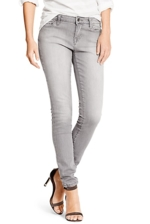 Tommy Hilfiger, Garment Dyed Skinny Jeans - Grey
