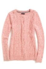 Tommy Hilfiger, Cable Sweater - 662 - Xl