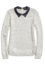 Tommy Hilfiger, Spacedye Sweater - Grey Spacedye