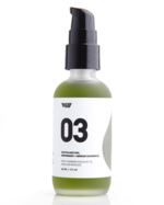 Way of Will, 03 Soothe and Cool Massage Oil, 2.0 oz./ 59 mL