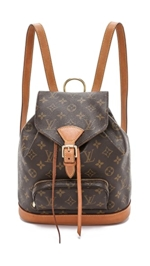 What Goes Around Comes Around, Louis Vuitton Monogram Montsouris Backpack (Previously Owned)