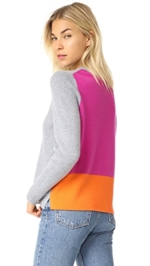 Chinti and Parker, Chinti and Parker Ribbed Back Sweater