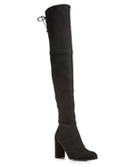 Stuart Weitzman, Women's Hiline Suede Over-the-Knee Boots