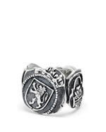 David Yurman, Shipwreck Signet Coin Ring