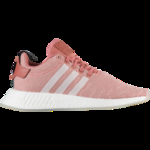 Adidas Originals, NMD R2 - Womens - Ash Pink/Crystal White/White
