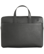 Jack Spade, Jack Spade Men's Barrow Leather Slim Briefcase
