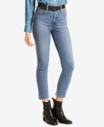 Levi's, Mile High Cropped Skinny Jeans